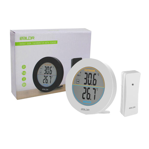 Indoor Outdoor Thermometer with Remote Sensor