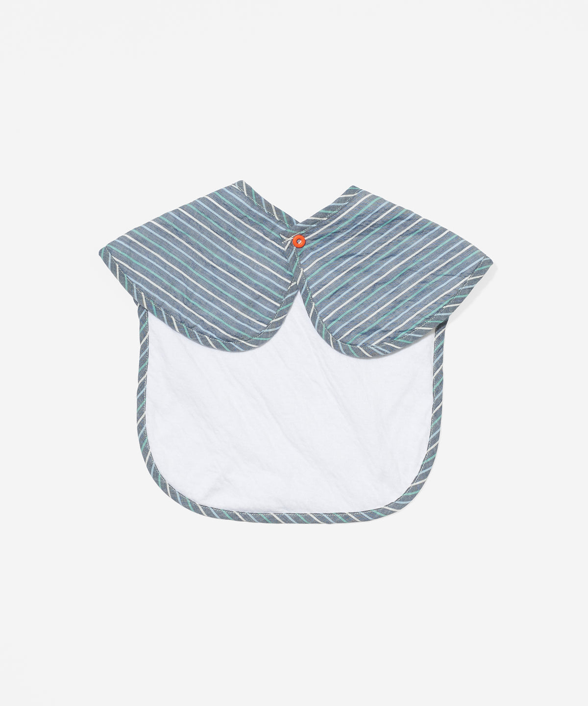 Waterproof Bib, Chambray Multi
