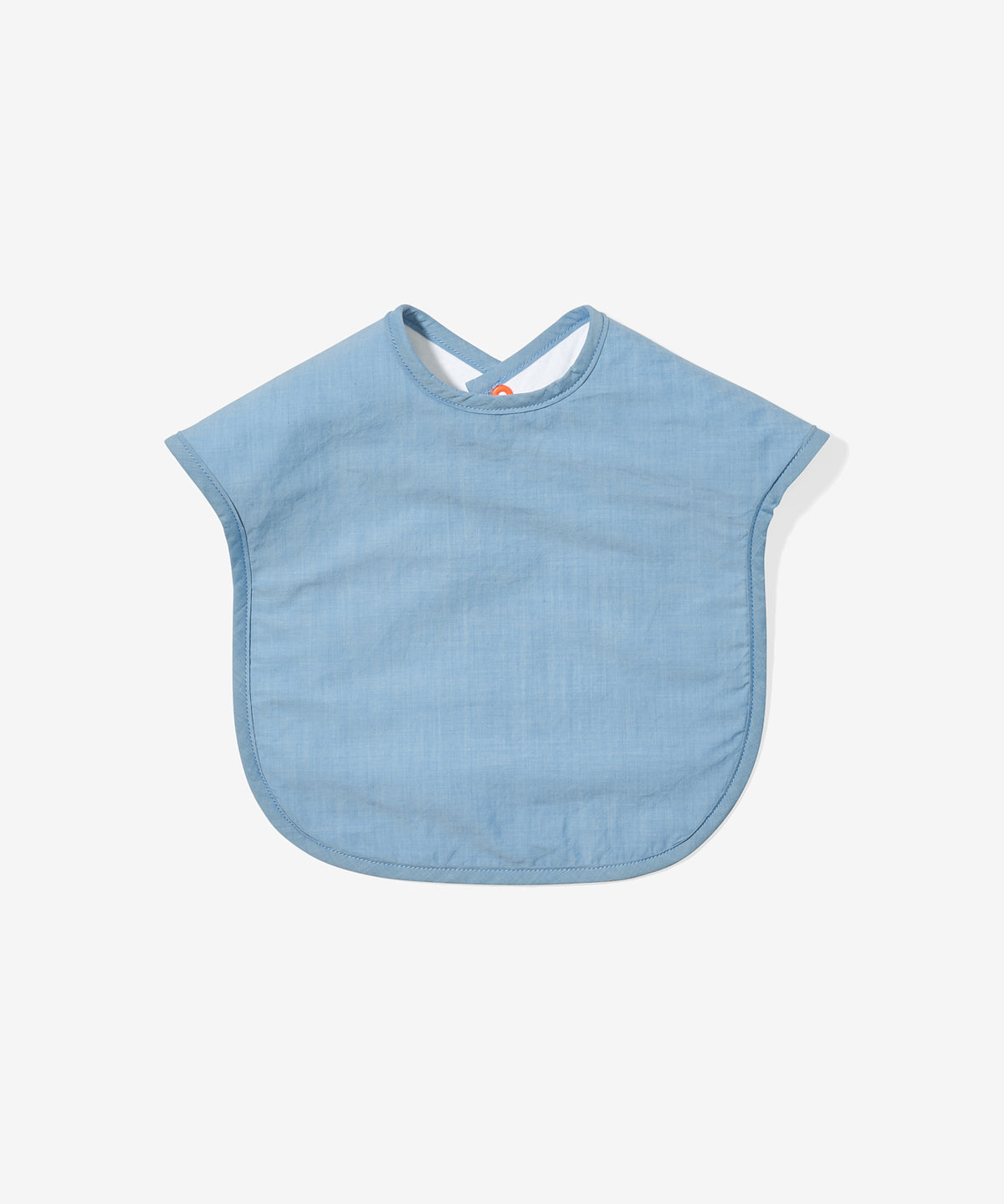 Waterproof Bib, Chambray