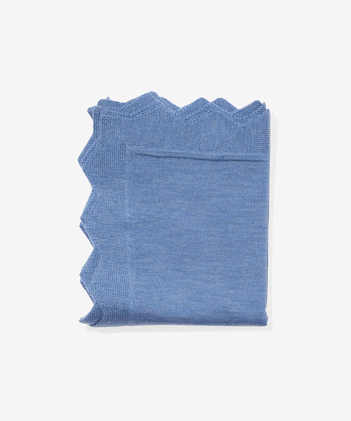 Graham Blanket, Blue