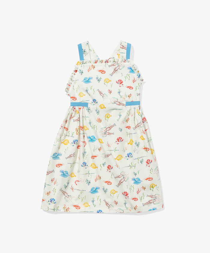 Carolyn Dress, Fish Kiss