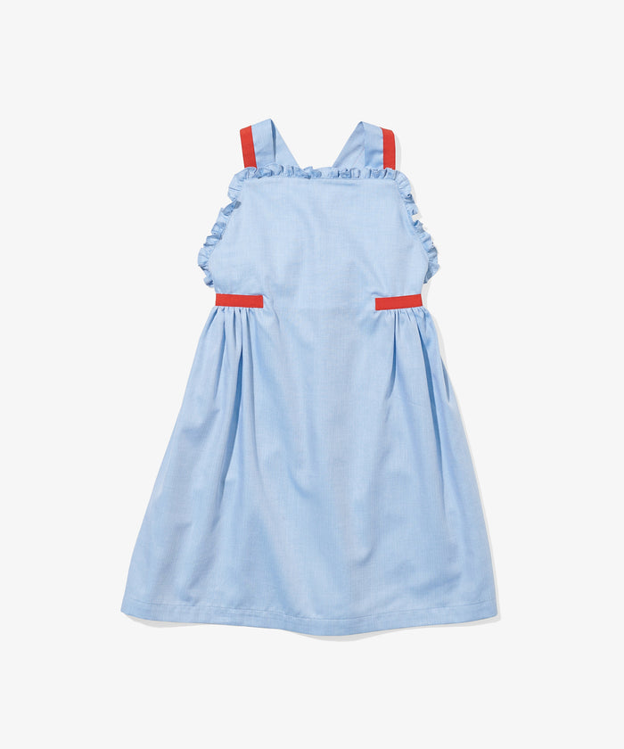 Carolyn Dress, Light Blue