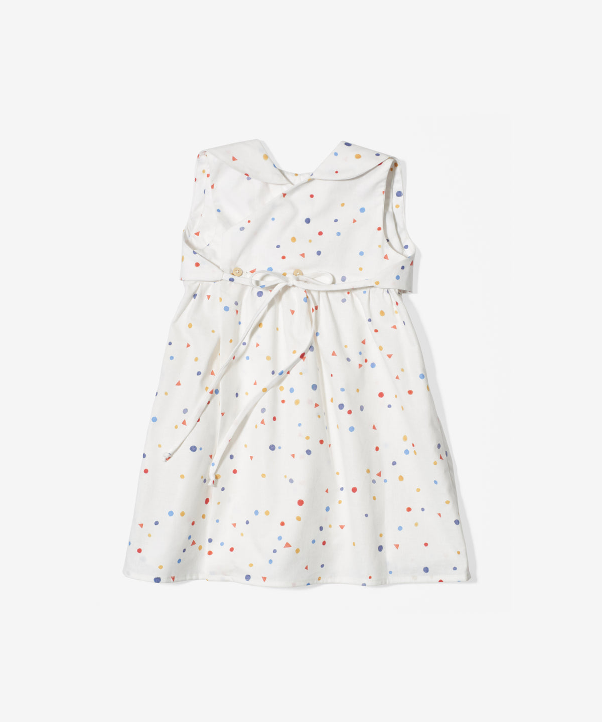 Francesca Baby Dress, Signature Dot