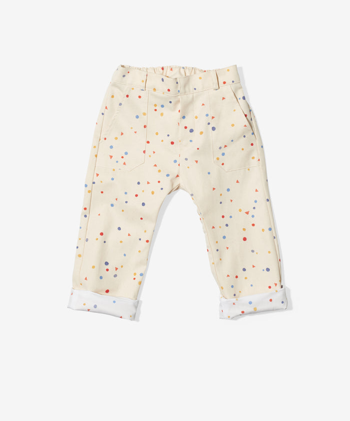 Faux Pant, Signature Dot
