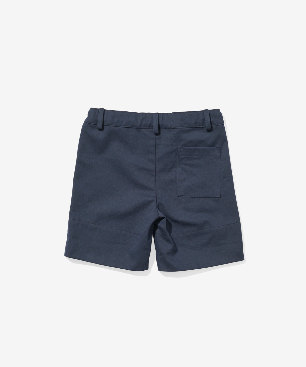 Faux Short, Navy/Red