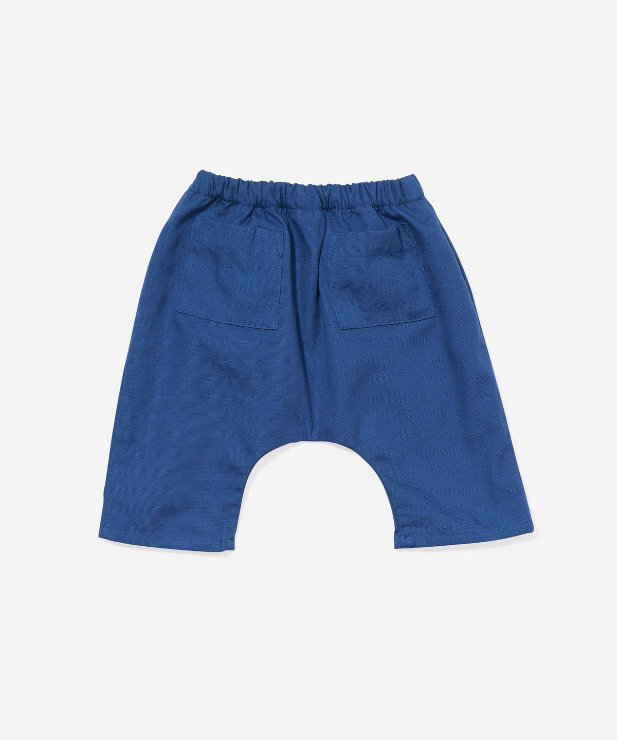 Flex Baby Pant, Blue Oxford