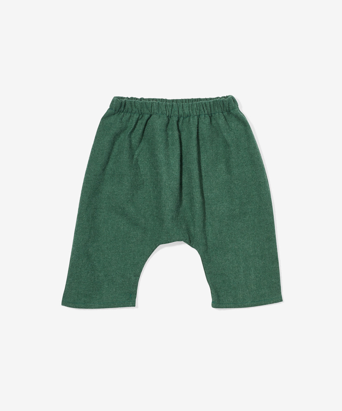 Flex Baby Pant, Green Flannel