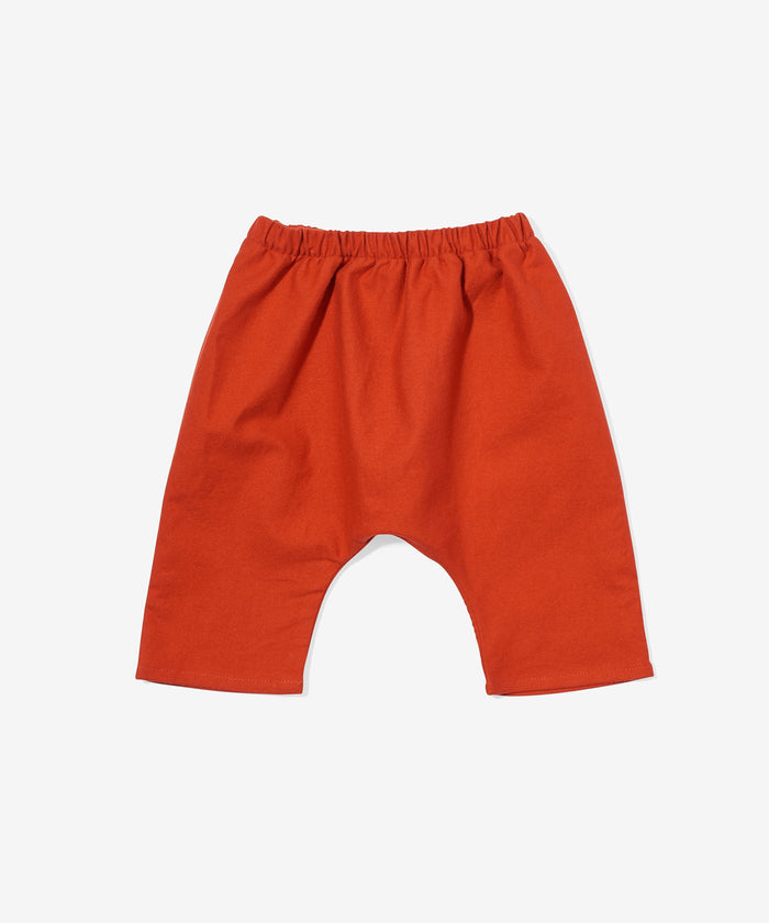 Flex Baby Pant, Red Flannel