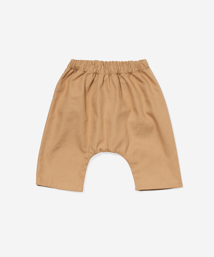 Flex Baby Pant, Tan Oxford
