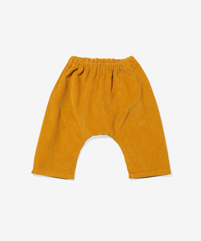 Flex Baby Pant, Yellow Cord