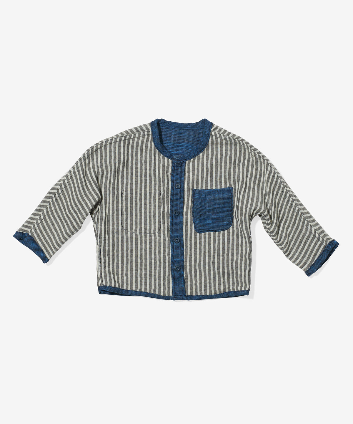 Jack Lee Baby Shirt, Indigo
