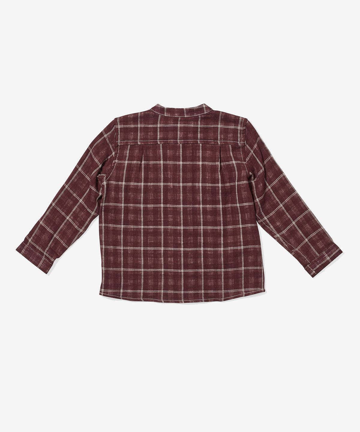 Jack Lee Shirt, Burgundy