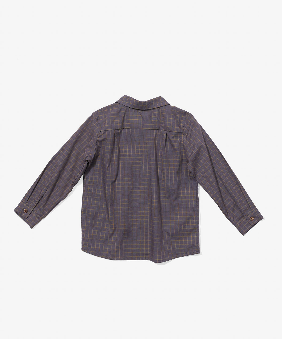 Jefferson Shirt, Heather Plaid