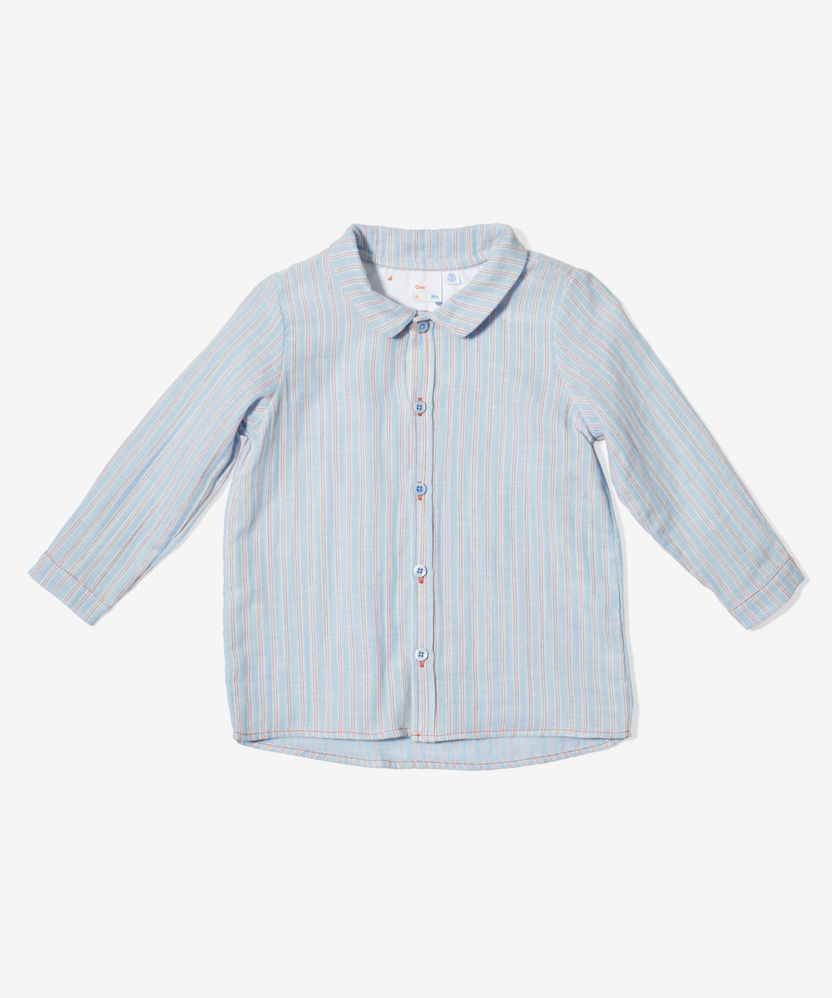 Jefferson Shirt, Signature Stripe