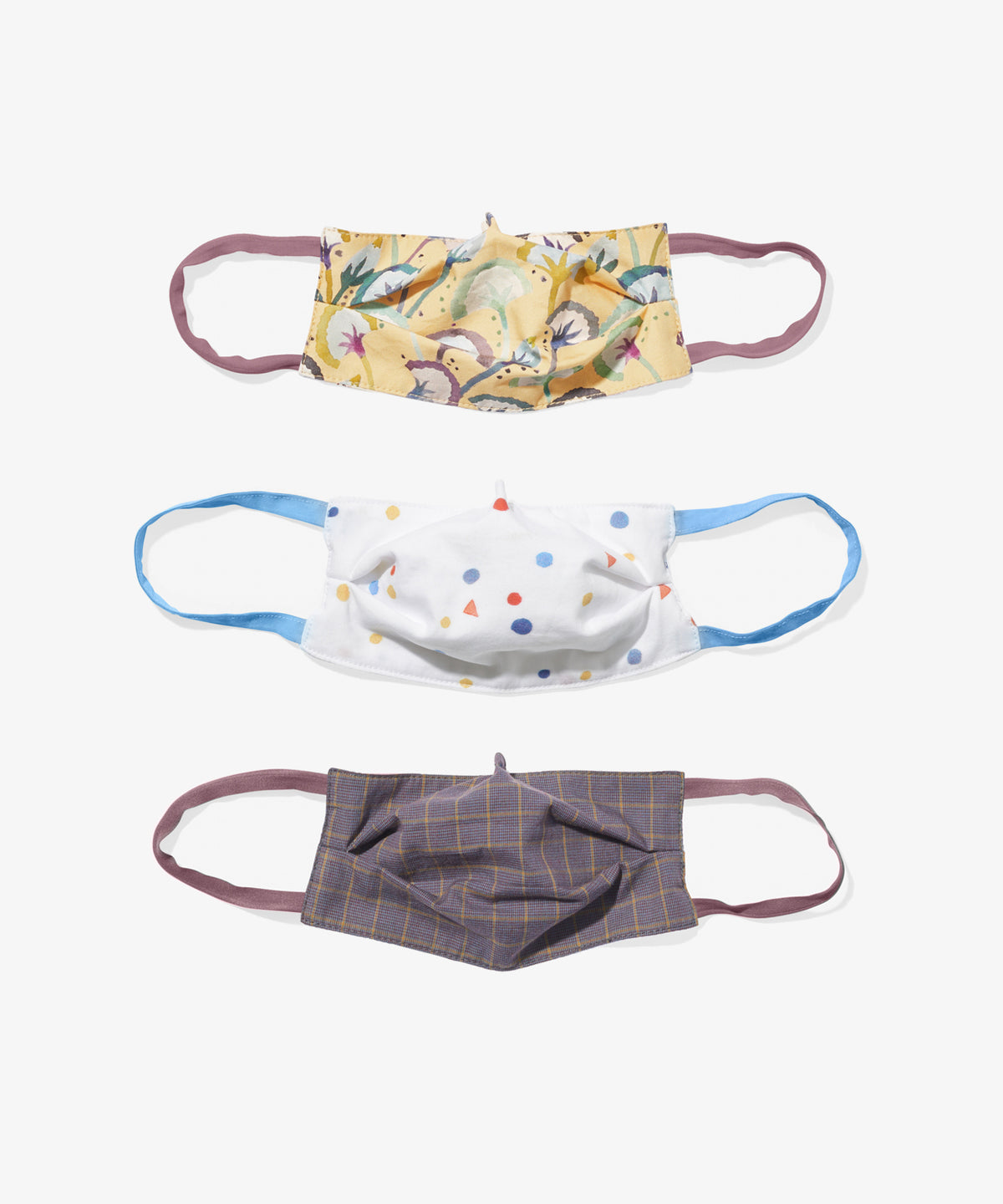 Child Mask 9 Pack, Pink Parade
