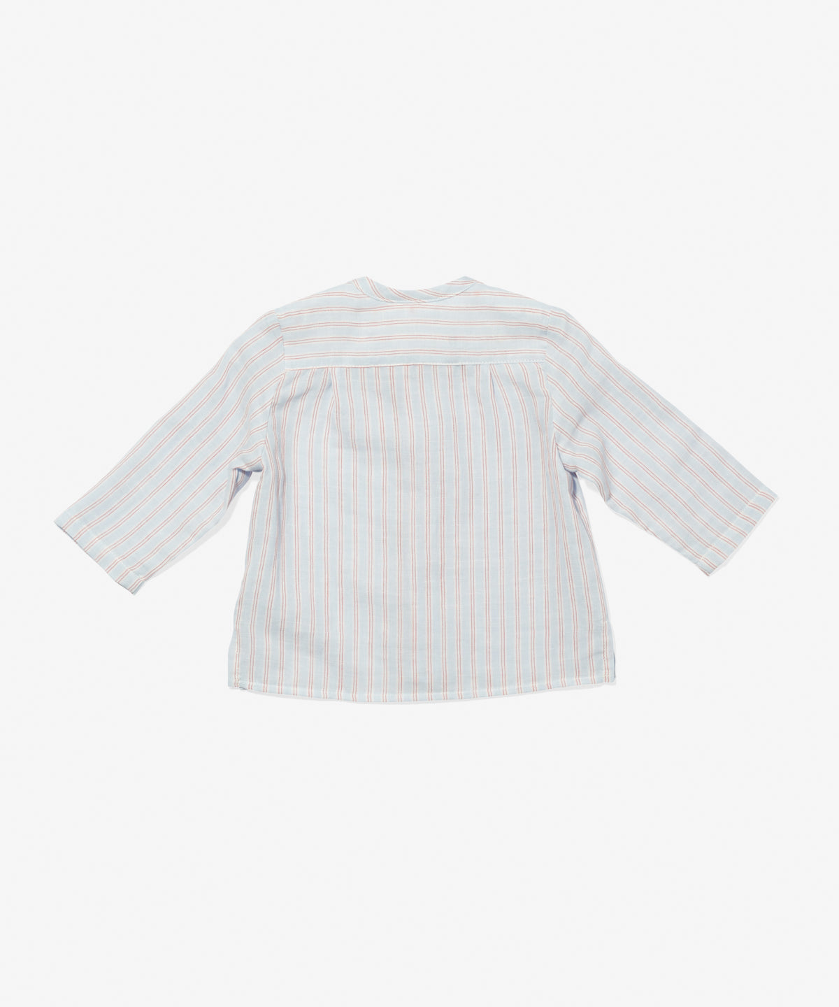 Lupo Baby Shirt, Signature Stripe
