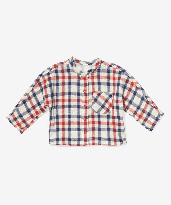 Jack Lee Baby Shirt, Red