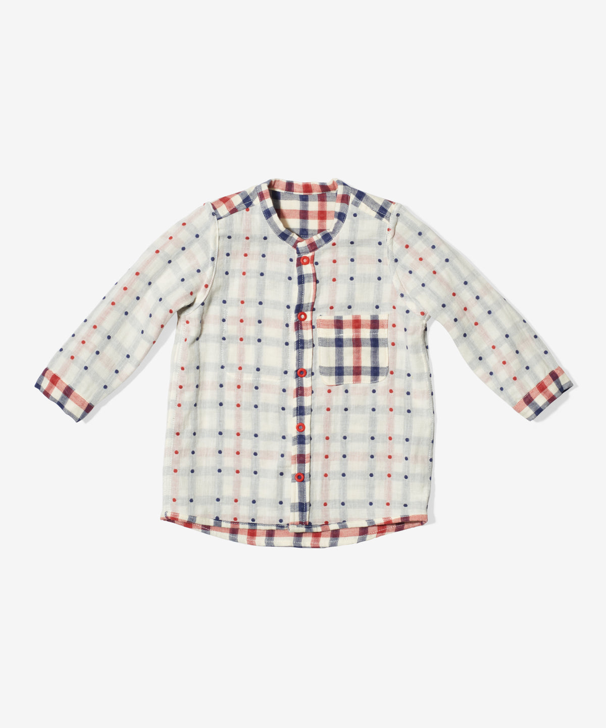 Jack Lee Shirt, Red