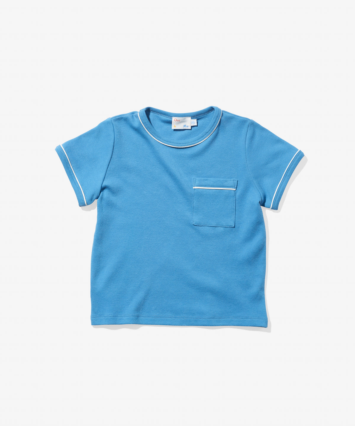 Willie T-Shirt, Blue