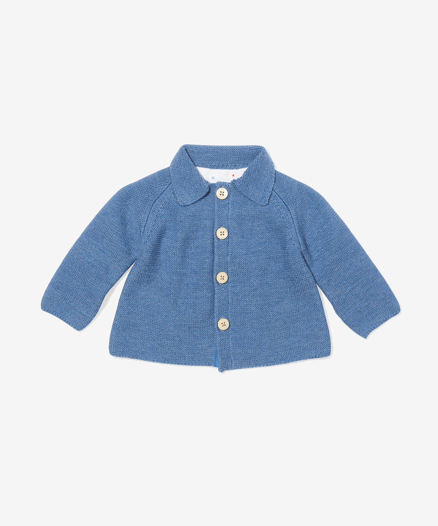Graham Jacket, Blue