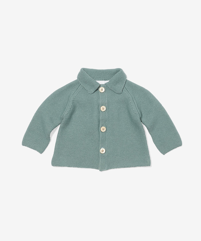 Graham Jacket, Seafoam