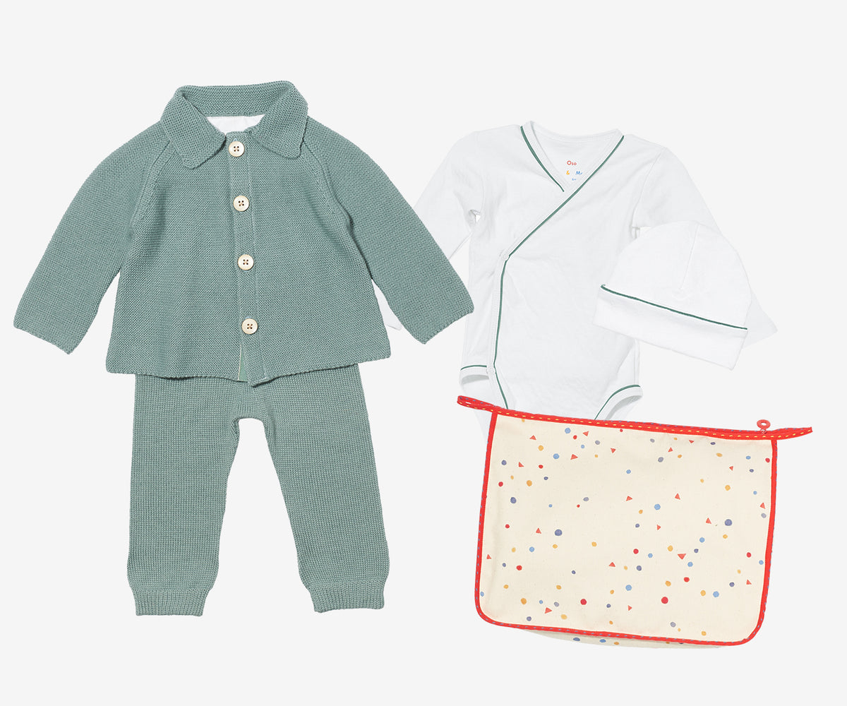 Layette Sweater Bundle
