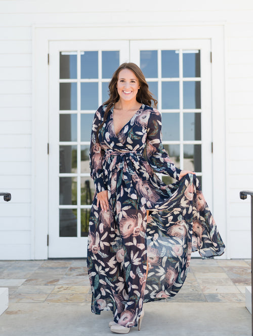 Blissfully Yours Maxi Dress