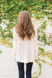 Aubrey Sweater-Cream
