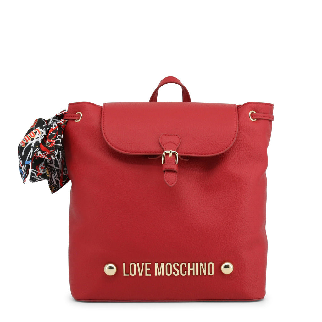 Moschino - Buckle Closure