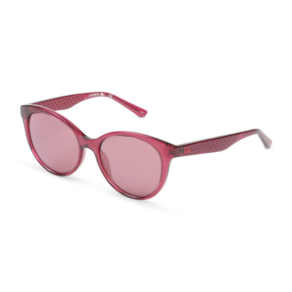 Accessories Sunglasses-Lacoste- Designer Sunglasses for Women-Ideo Q LLC