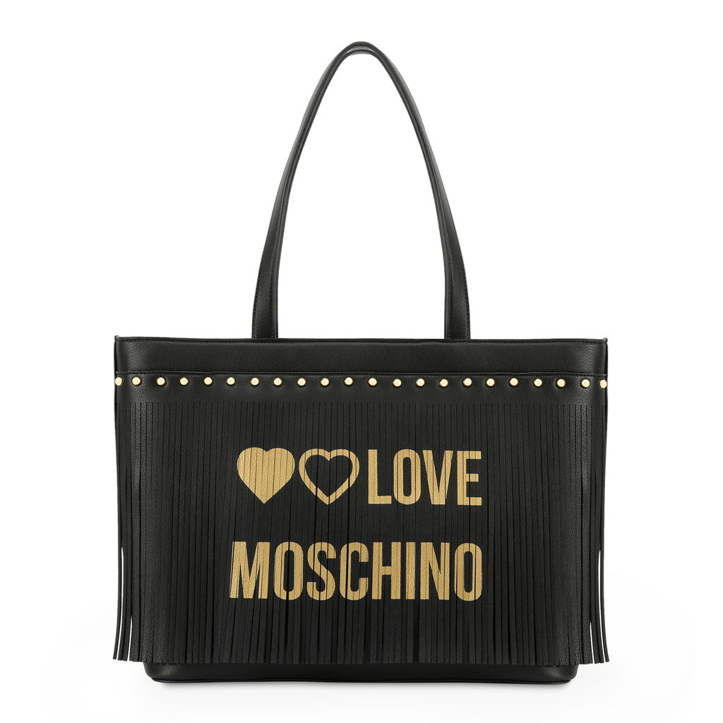 Love Moschino - JC4101PP18LS-Bags Shopping bags-Love Moschino-Shopping Bags for Women-Ideo Q LLC