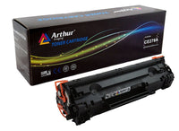 Arthur Imaging Compatible Toner Cartridge Replacement for HP CE278A (HP 78A) (Black, 1-Pack)