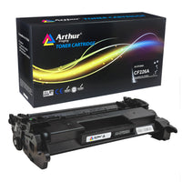 Arthur Imaging Compatible High Yield Toner Cartridge Replacement for CF226A CF226X (Black, 1-Pack)