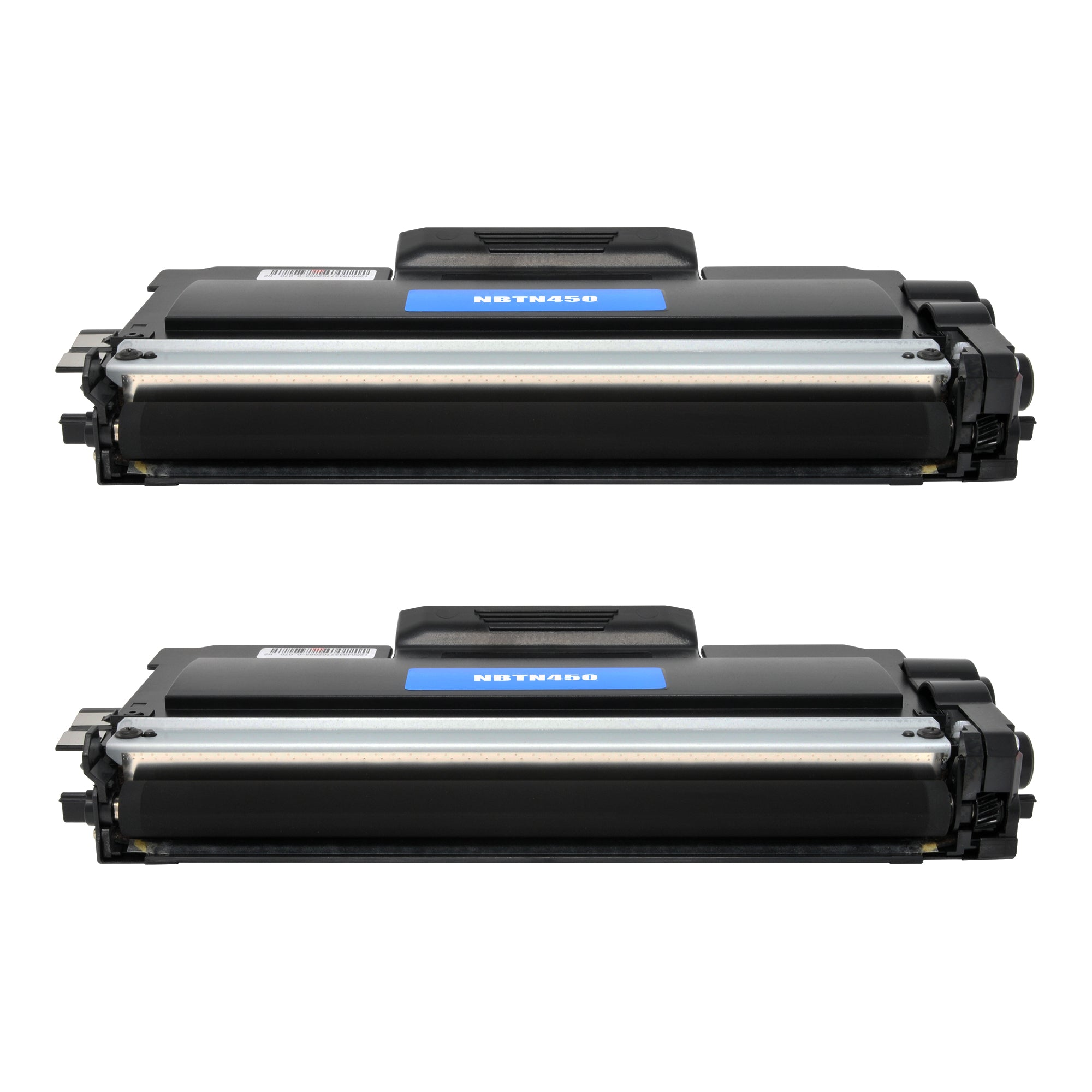 Arthur Imaging Compatible Toner Cartridge Replacement for Brother TN450 (Black, 2-Pack)