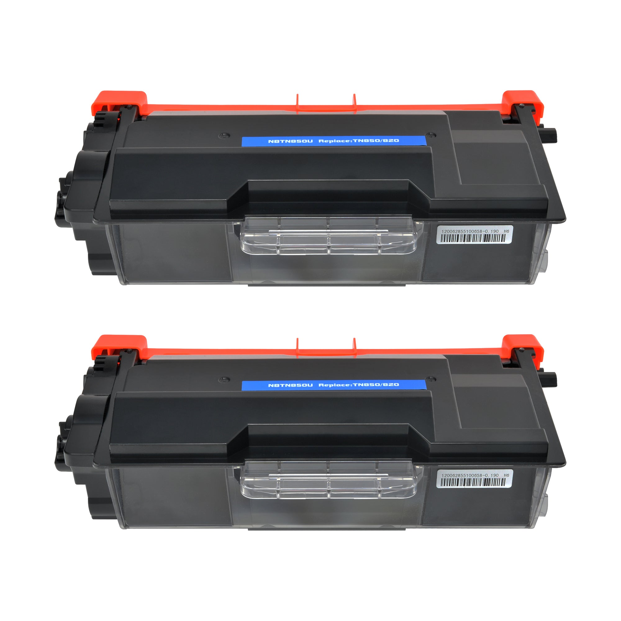 Arthur Imaging Compatible Toner Cartridge Replacement for Brother TN850 (Black, 2-Pack)