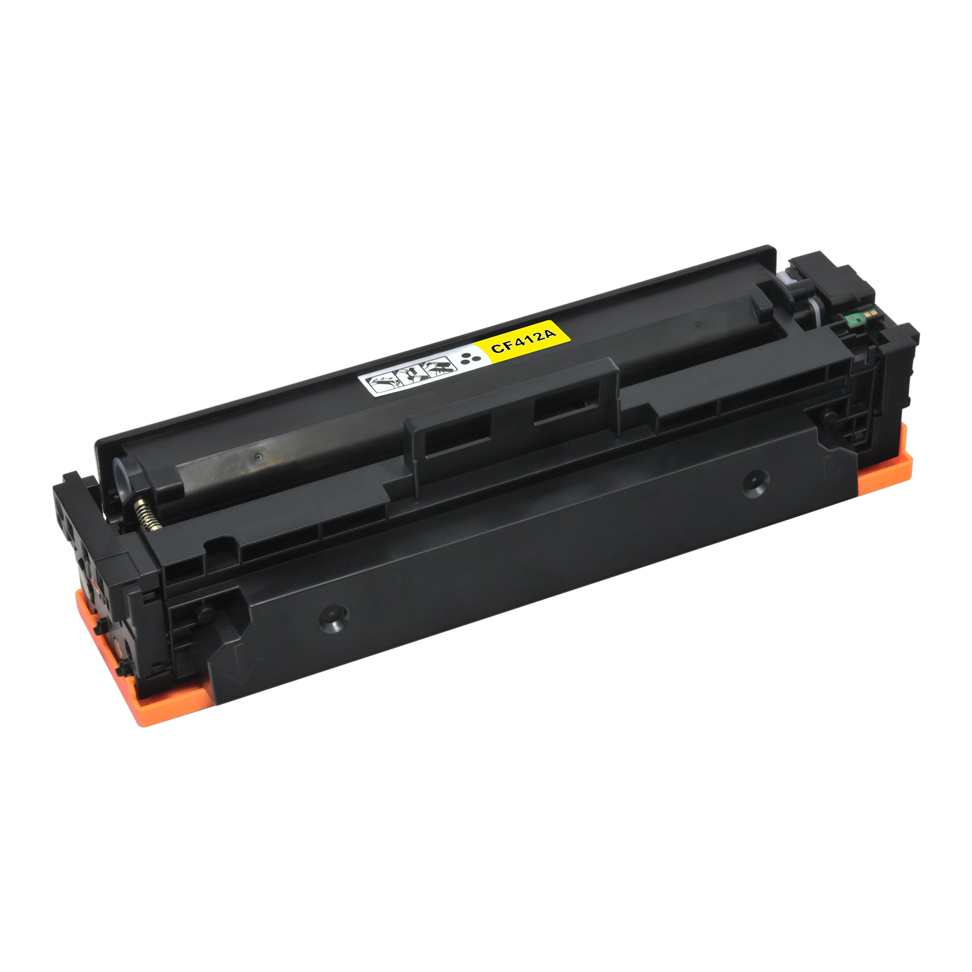 Arthur Imaging Compatible High Yield Toner Cartridge Replacement for HP 410A, CF410A, CF411A, CF412A, CF413A (Black, Cyan, Magenta, Yellow, 4-Pack)
