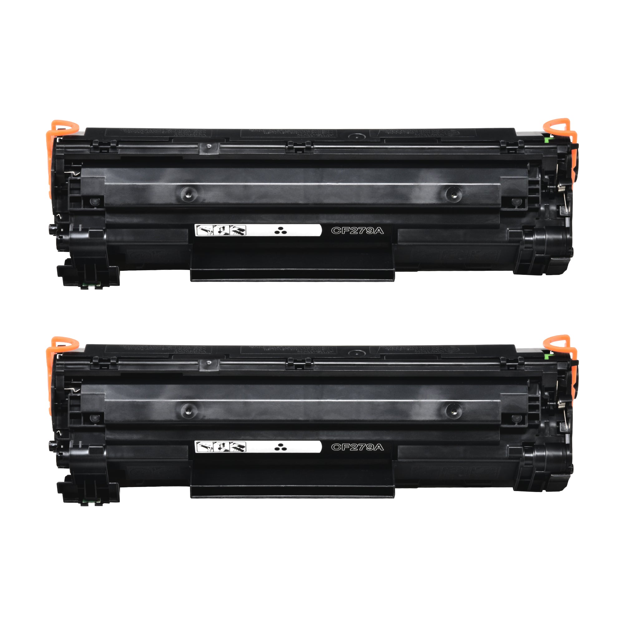 Arthur Imaging Compatible Toner Cartridge Replacement for HP CF279A (HP 79A) (Black, 2-Pack)