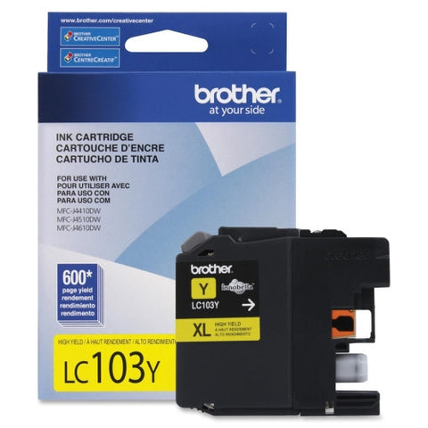 Brother LC-103Y