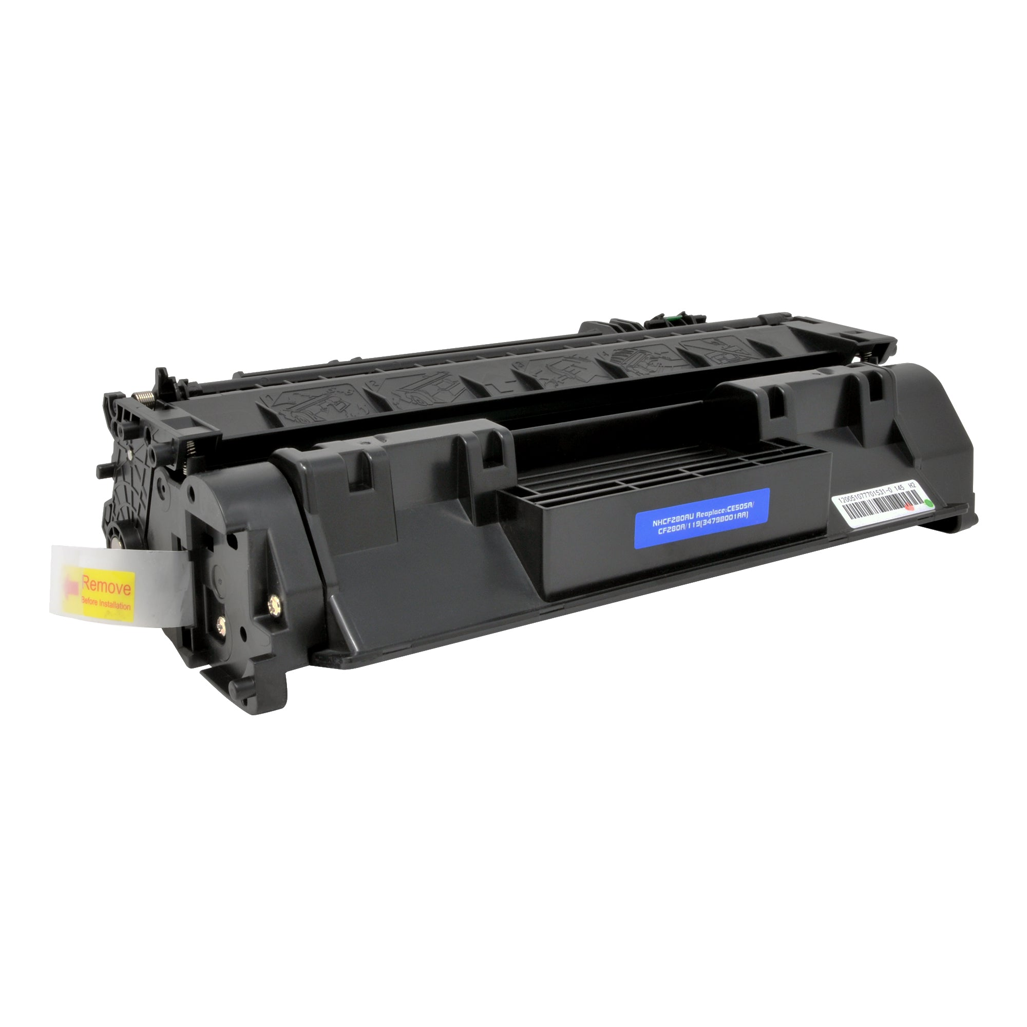 Arthur Imaging Compatible Toner Cartridge Replacement for HP CE505A (HP 05A, Black, 1-Pack)