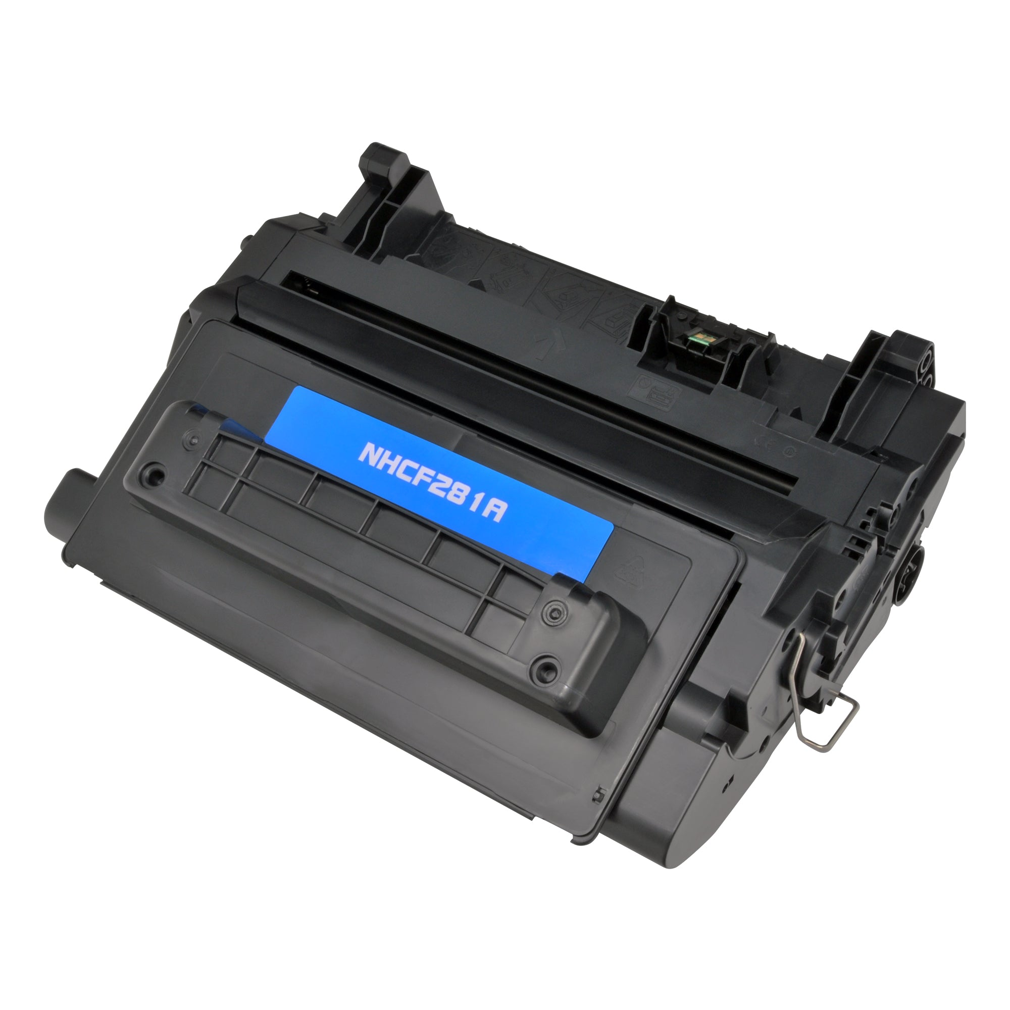 Arthur Imaging Compatible Toner Cartridge Replacement for HP CF281A (HP 81A, Black, 1-Pack)