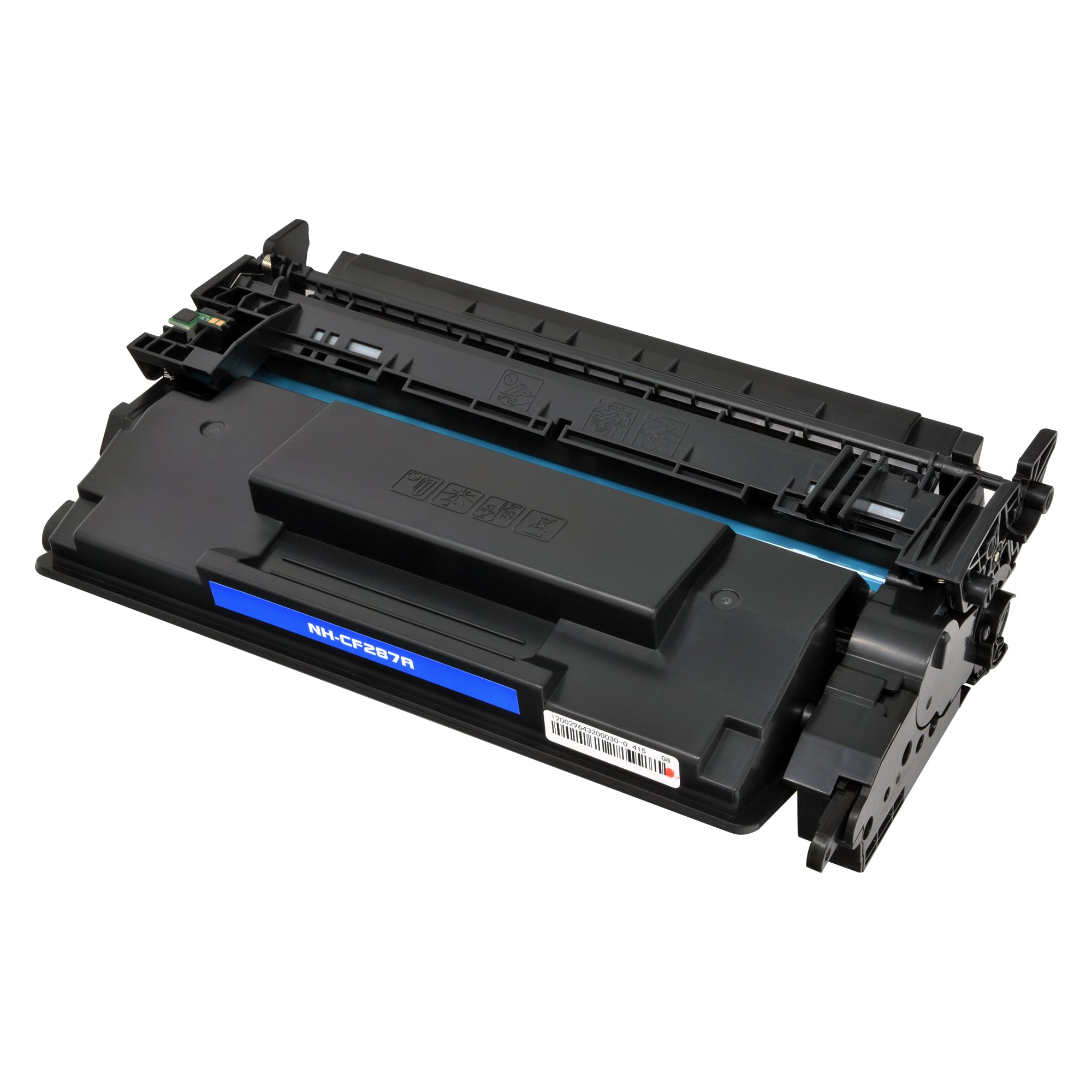 Arthur Imaging Compatible Toner Cartridge Replacement for HP CF287A (HP 87A, Black, 1-Pack)