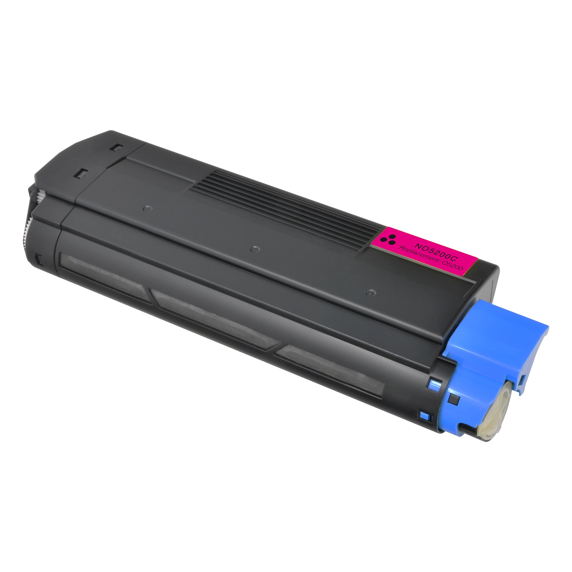 Arthur Imaging Compatible Toner Cartridge Replacement for OKI 5200 (1 Black, 1 Cyan, 1 Magenta, 1 Yellow, 4-Pack)