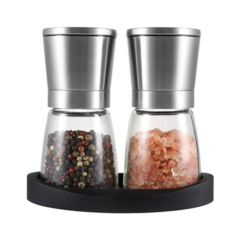 Salt and Pepper Shakers Set
