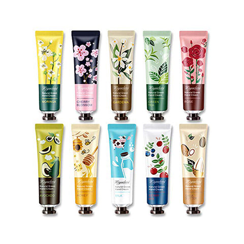 Ownest 10 Pack Plant Fragrance Hand Cream