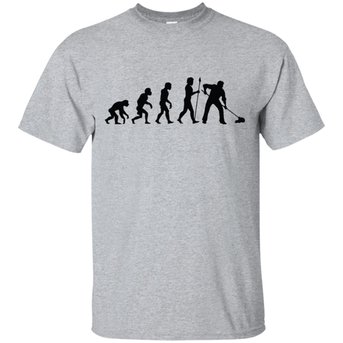 e552e7a7a Custodian-Evolution-Funny-Janitor-Shirt