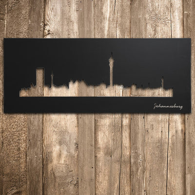Joburg Skyline Wall Art