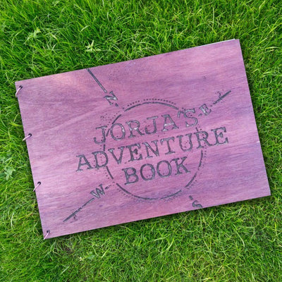 Personalised Adventure Book