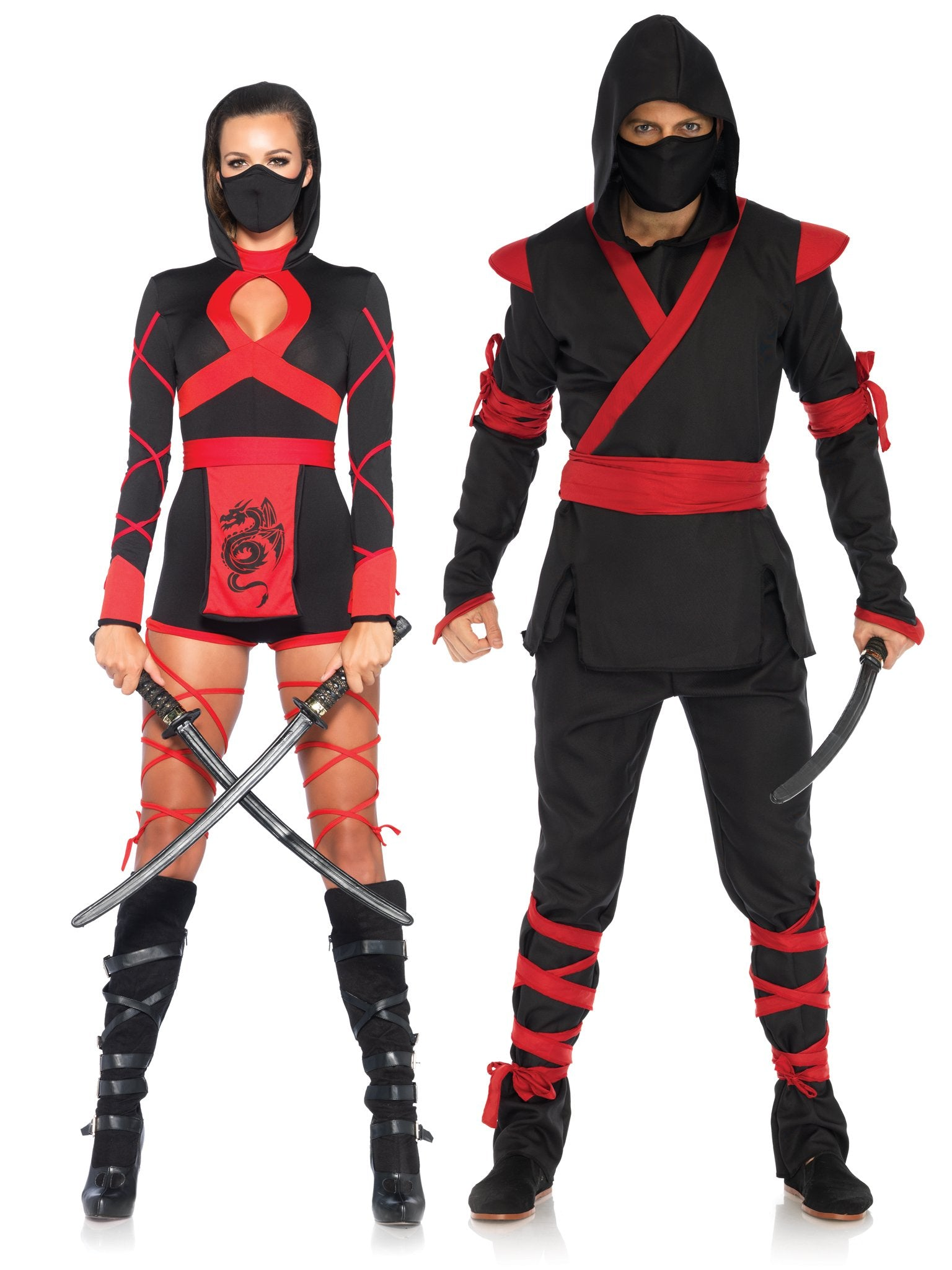 Dragon Ninja Costume