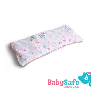 BabySafe Baby - Latex Bambeanie Pillow (with 1 standard case)