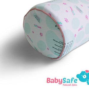 BabySafe Bolster - Latex Kid Bolster (with 1 case)